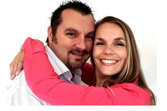 Byron and Tammie van der Merwe